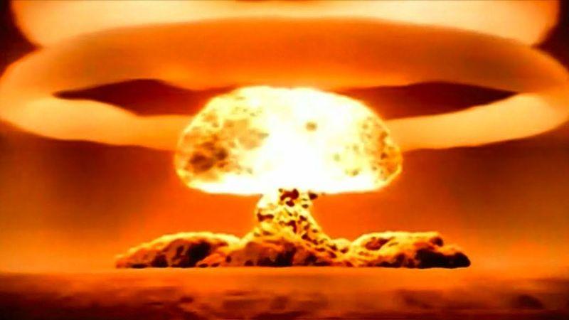 Uranium processed