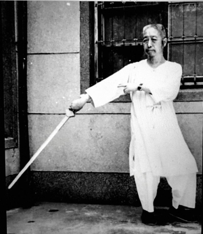 Prof sword