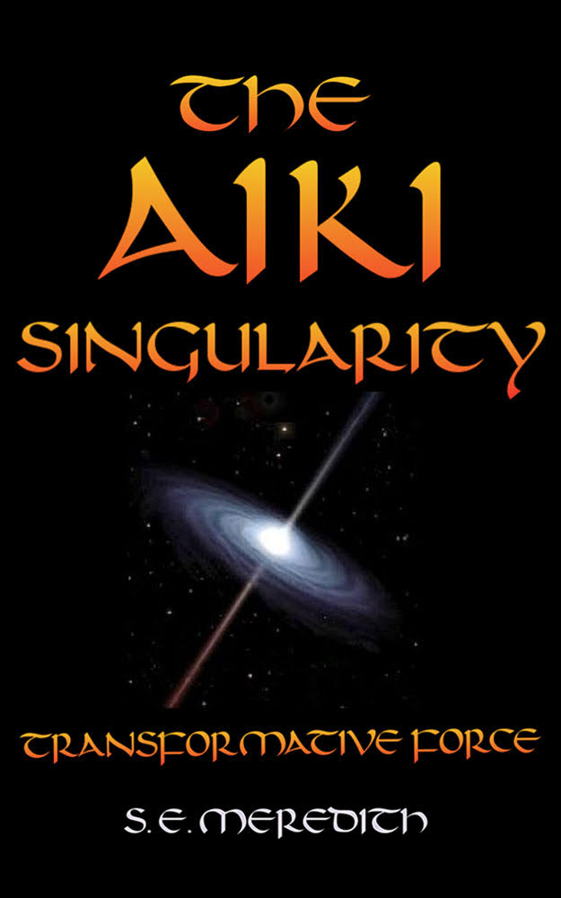KINDLE SINGULARITY COVER