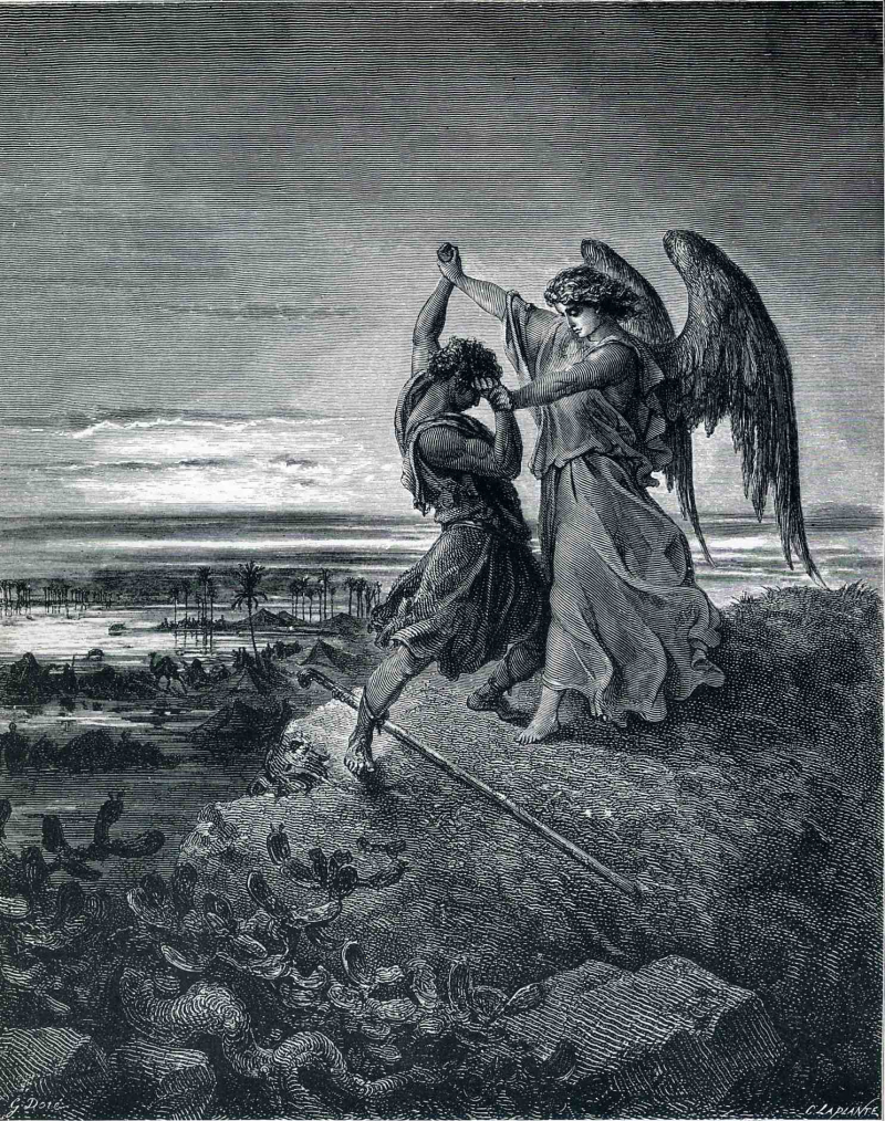 Jacob-wrestling-with-the-angel-1866