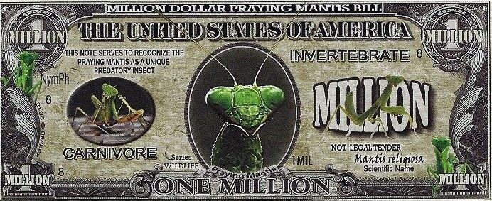 Mantis dollar